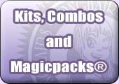 Long hair care products: kits, combos and Magicpacks